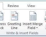 MsWord Highlight Merge Field-Tool