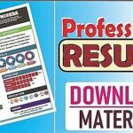 How to make professional resume in ms word in hindi