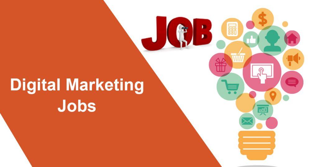 Jobs - Digital Marketer Urgent Required