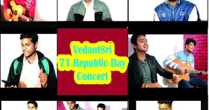 71 Republic Day Concert