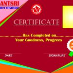 CorelDraw Design Basic Certificate Project