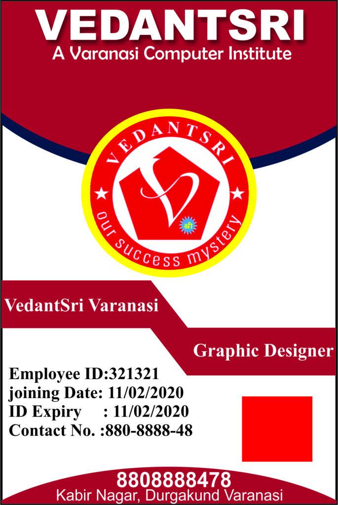 CorelDraw Design Simple ID-Card Project