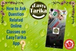 easytarika app VedantSri