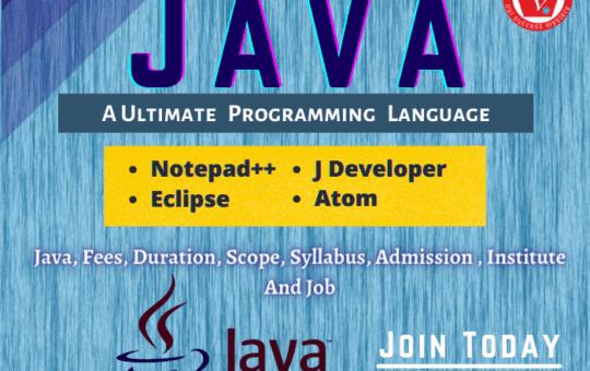 Java Course Details, Fees, Duration, Scope, Syllabus, Admission, Institutes & Jobs